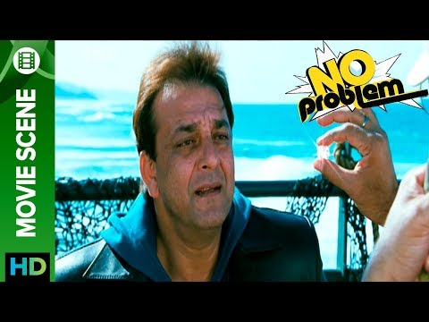 Sanjay Dutt Gets Greedy For Diamonds - No Problem