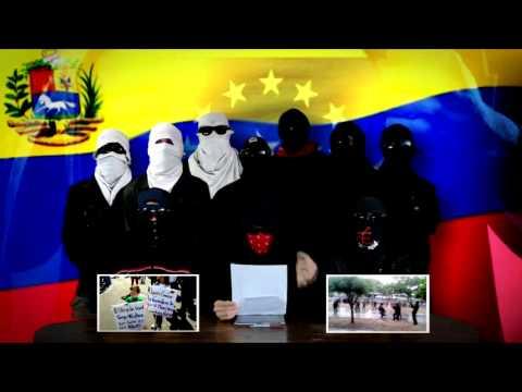 COMUNICADO CONTUNDENTE DE LOS ESTUDIANTES FRENTE A LOS HECHOS OCURRIDOS EN VENEZUELA.