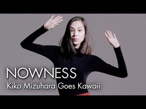 Watch Model Kiko Mizuhara Dancing to a Rockabilly Classic by George Harvey