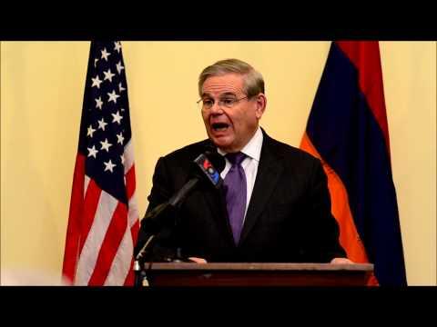 """Senator Robert Menendez (D-NJ): """"Genocide is Genocide!"""""""