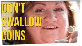 Woman Swallowed a Coin & Lost Her Voice for 12 Years (ft. Kelsey Darragh)