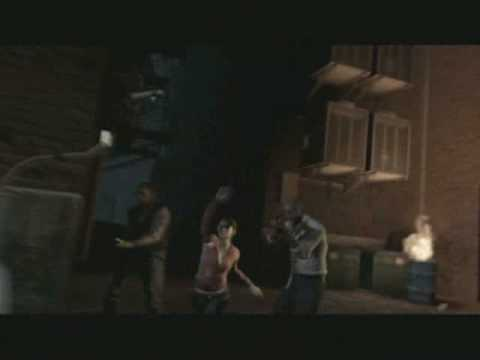 Left 4 Dead Walkthrough 1 - Opening Scene