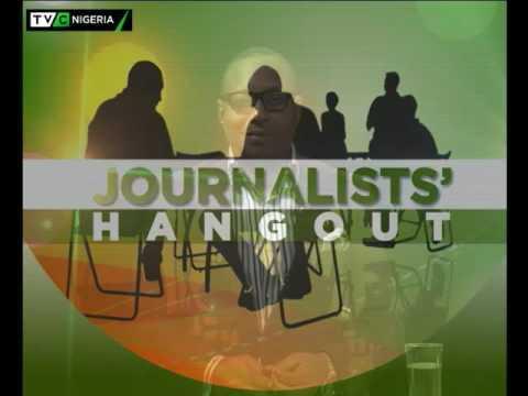 Journalists' Hangout 18th of November 2016   TVC News Nigeria