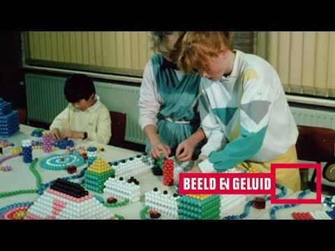 Magneetballetjes als speelgoed (1983)