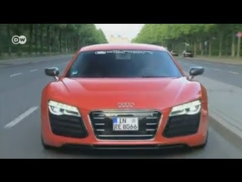 Тест-драйв: электромобиль Audi R8 e-tron
