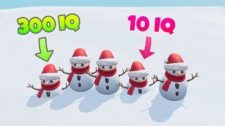 300 IQ vs 10 IQ Best Moments
