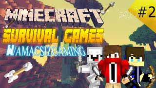 Minecraft : Survival Games # Bölüm 2 # Gereksizistan vs Pvo