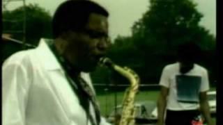 David 'Fathead' Newman - Hard Times (Possibly 1993ish  - Live)