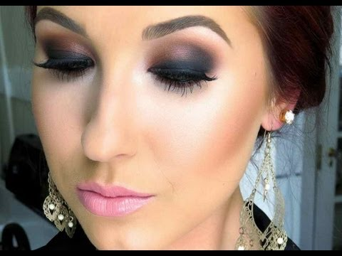 Bombshell Makeup Tutorial ♡   Jaclyn Hill