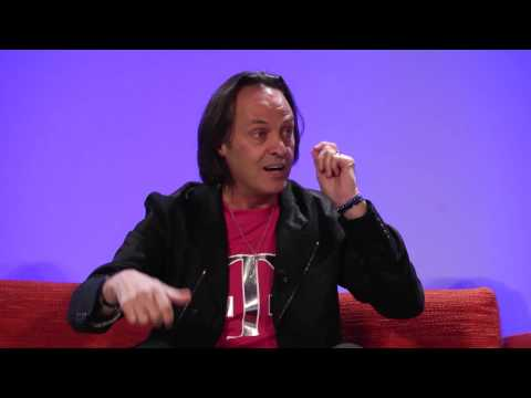 John Legere, CEO of T-Mobile - GeekWire Summit 2014