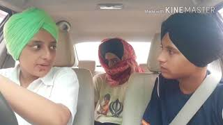 DRIVING WITH FAMILY FUNNY VIDEO