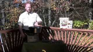 Introducing the Minuteman Rocket Stove