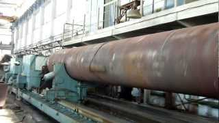 The Biggest Lathe in the World Part 01