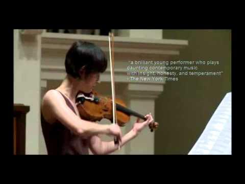 """Miranda Cuckson plays Hersch: """"the wreckage of flowers"""" CD"""