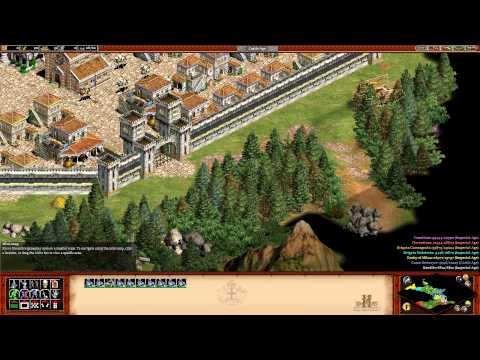 Age of Empires 2 HD The Forgotten - Sforza - O Fortuna Walkthrough