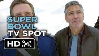 Video clip Tomorrowland Official Super Bowl Spot (2015) - George Clooney Movie HD