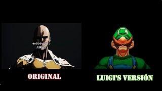 One Punch Man Op | Luigi's version vs Original HD
