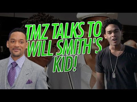 We talked to Will Smith's other kid!