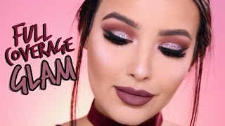 FULL COVERAGE GLAM | Amanda Ensing