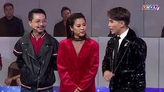 Lâm Vỹ Dạ tổn thương vì bị Đại Nghĩa chê béo tại gameshow Đấu trường âm nhạc