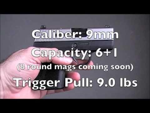 Range Report: SIG Sauer P290 9mm