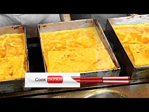 Tamagoyaki (Japanese omelet) how to cook