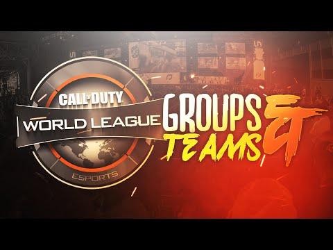 CWL Groups & Teams!