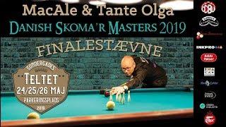 Danish Skomar Masters 2019 | Lørdag | 25/5-2019