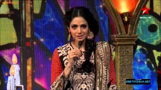 Download video Sridevi wins Star Guild President Honour Award 2012 for English Vinglish