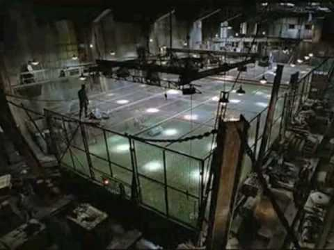 Nike - The Cage