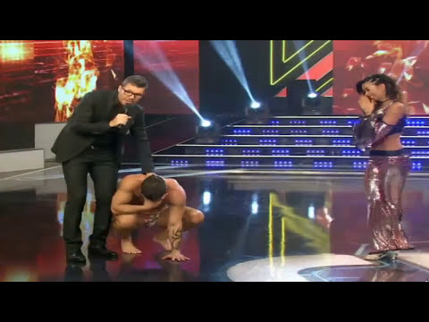 Showmatch 2014 | cabezazo a