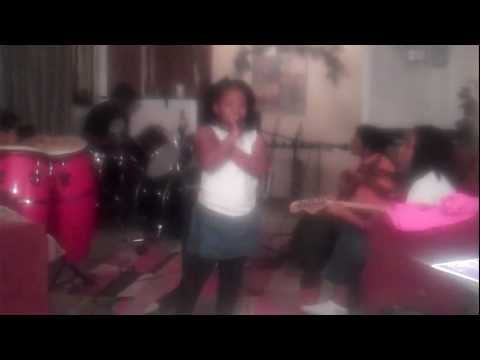 Primerica Kids:  Acacia and the Bros performing Working Day and Night by Michael Jackson