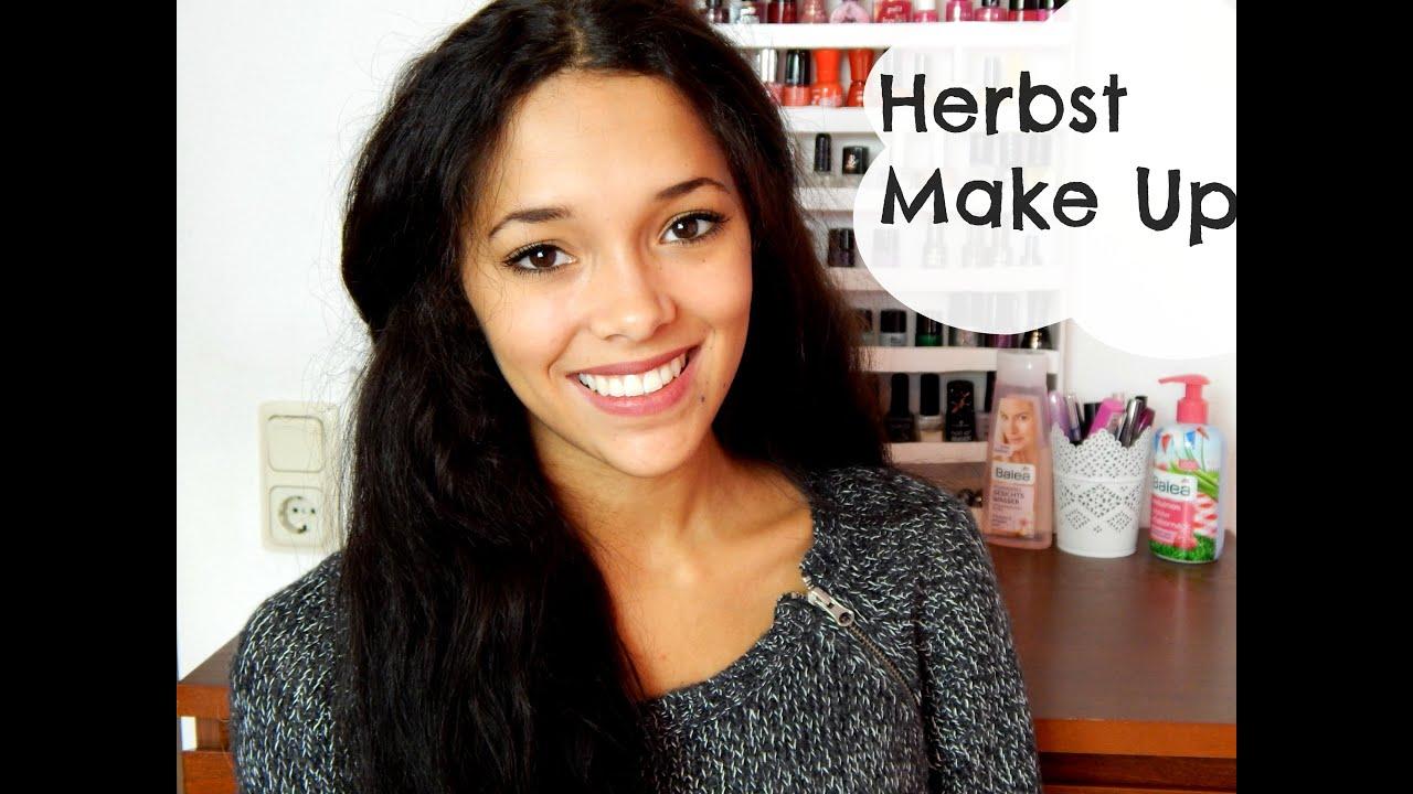 herbst make up grwm youtube. Black Bedroom Furniture Sets. Home Design Ideas