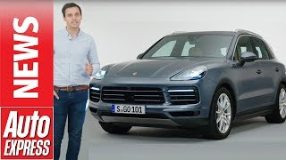 All-new Porsche Cayenne: full details and specs on the 2018 SUV
