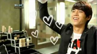 [ENG SUBS]  IS2 Woo Hyun Ep1 111001