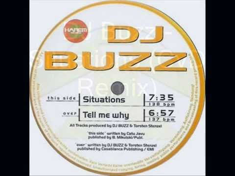 DJ Buzz - Situations (CvD Remix)