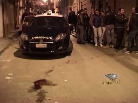 SICILIA TV FAVARA – Omicidio a Favara. Ucciso il re delle sale giochi Palumbo Piccionello