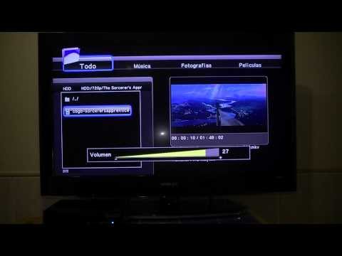 Media Player  FULL HD 1080p