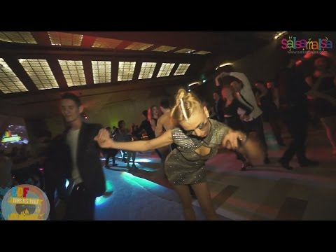 Nur Özkan - Murat Duman Social Salsa Video - EDF 2016