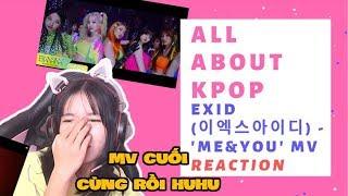 [REACTION] MelTV Bất Ngờ Trước Màn Cô Dâu Lột GIày Của LE Trong MV Me&YOU (EXID)