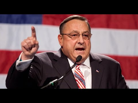 How Bad Is GOP Governor Paul LePage