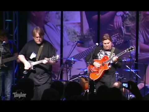 Doyle Dykes - Drew's Texas Swing (Live)