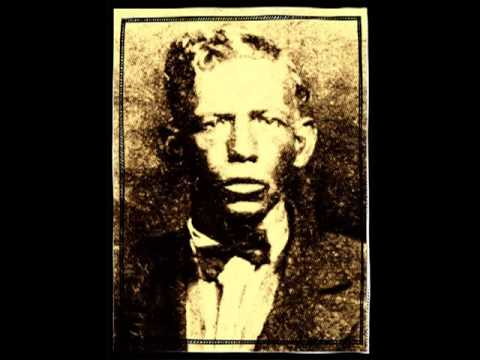 'Yellow Bee' CHARLEY PATTON AND BERTHA LEE (1934) Delta Blues