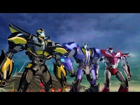 Transformers Prime  Predacon Rising Full Movie Part 11 in Hindi. Transformers Prime In Hindi