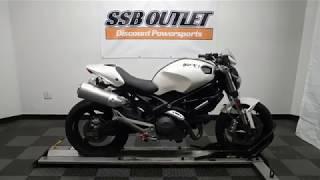 2009 Ducati Monster 696– used motorcycles  for sale– Eden Prairie, MN