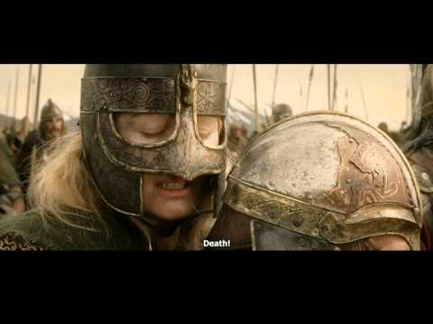 LOTR: Return of the King - Charge of the Rohirrim