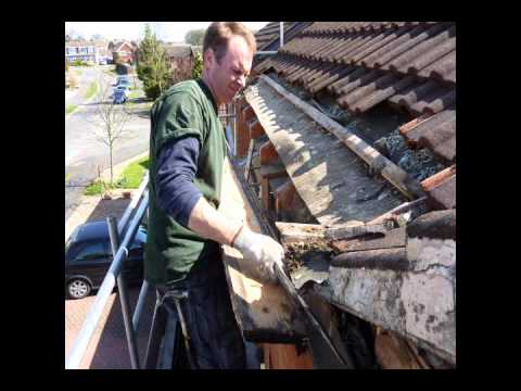 How To Install Fascias And Soffits Youtube