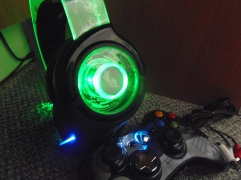 Afterglow Universal Wired Stereo Gaming Headset Unboxing
