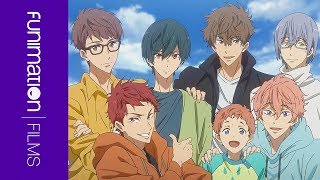 Free! Take Your Marks - Theatrical Trailer