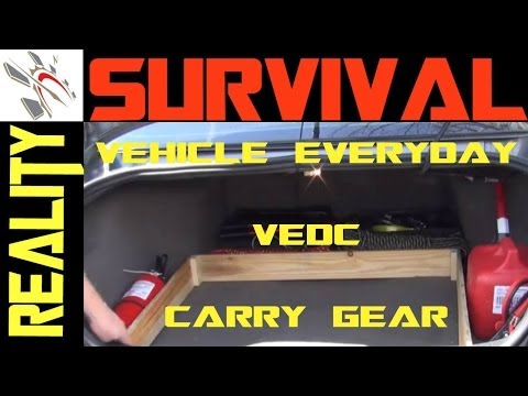 Vehicle Everyday Carry Gear